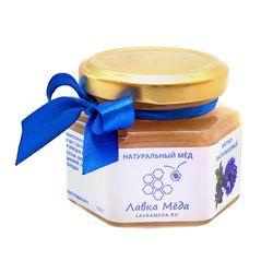 Мятно-васильковый мёд №4, 135г (100мл)