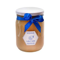 Мятно-васильковый мёд №4, 680г (440мл)