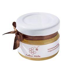 Подсолнечниковый мёд №6, 40г (25мл)