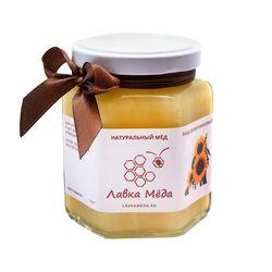 Подсолнечниковый мёд №6, 275г (200мл)