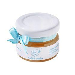 Мёд из лугового разнотравья №7, 40г (25мл)