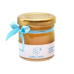 Мёд из лугового разнотравья №7, 55г (40мл)