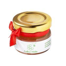 Яблочно-акациевый мёд №8, 40г (25мл)