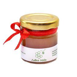 Яблочно-акациевый мёд №8, 55г (40мл)