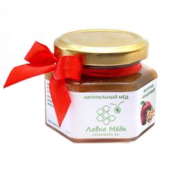 Яблочно-акациевый мёд №8, 135г (100мл)