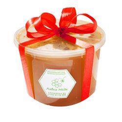 Яблочно-акациевый мёд №8, 730г (500мл)