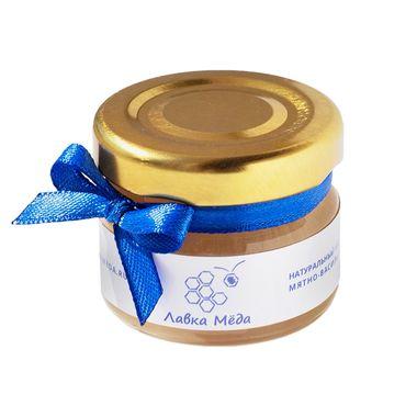 Мятно-васильковый мёд №4, 40г (25мл)