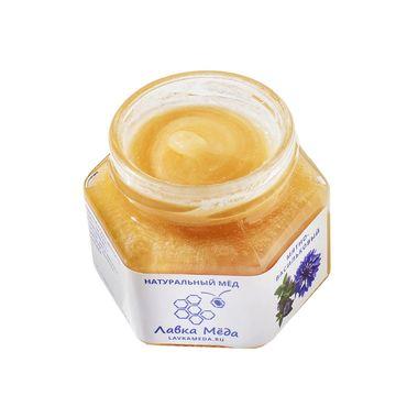 Мятно-васильковый мёд №4, 135г (100мл) фото 2