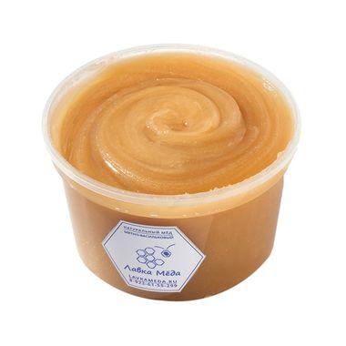 Мятно-васильковый мёд №4, 400г (250мл) фото 2