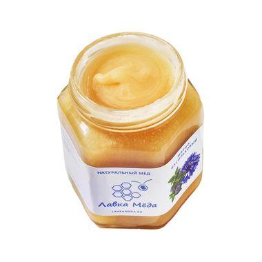 Мятно-васильковый мёд №4, 275г (200мл) фото 2