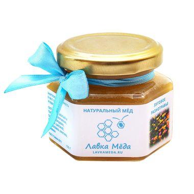 Мёд из лугового разнотравья №7, 135г (100мл)