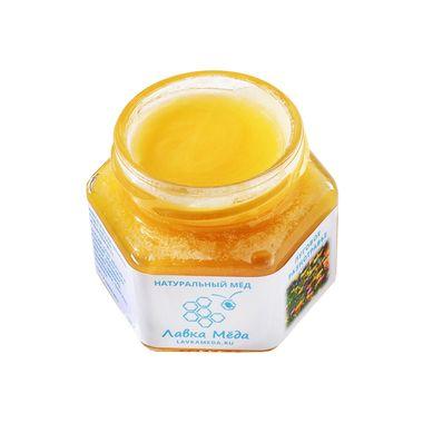 Мёд из лугового разнотравья №7, 135г (100мл) фото 2