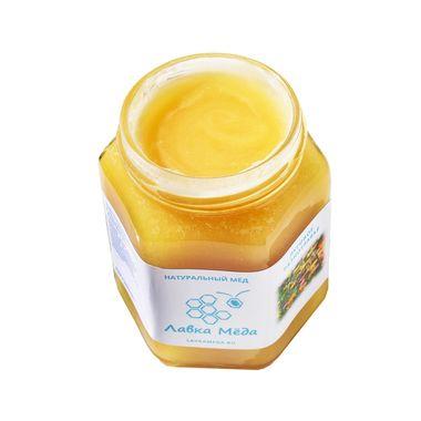 Мёд из лугового разнотравья №7, 275г (200мл) фото 2