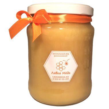 Большая банка донникового мёда №9, 1500г (1000мл)